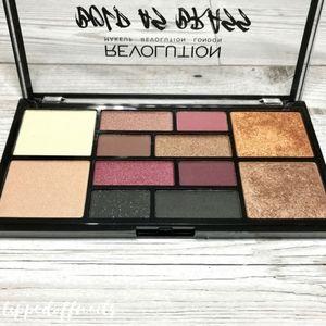 Makeup Revolution eyeshadow palette for sale